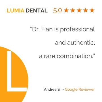 Reviews - Andrea S