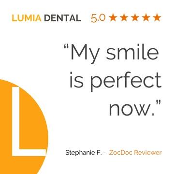 Reviews - Stephanie F